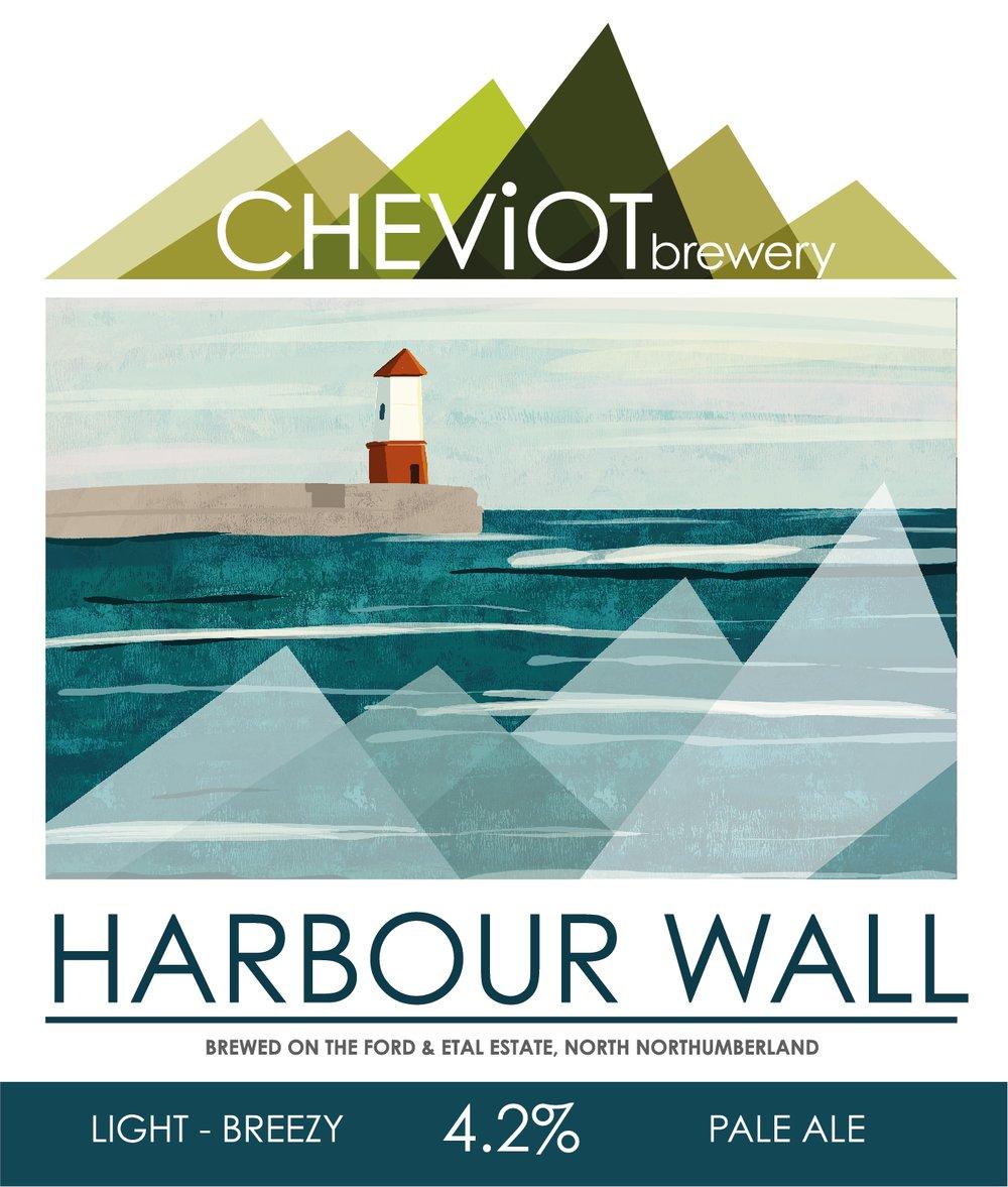 Image of MINI CASK - Harbour Wall 5L (8.5 pint mini cask)