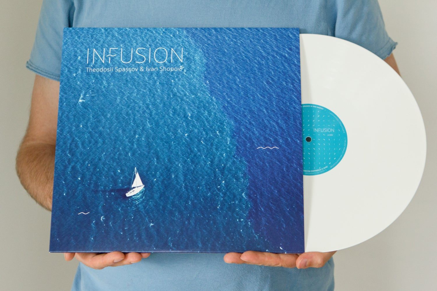 Image of InFusion (LIMITED EDITION VINYL)