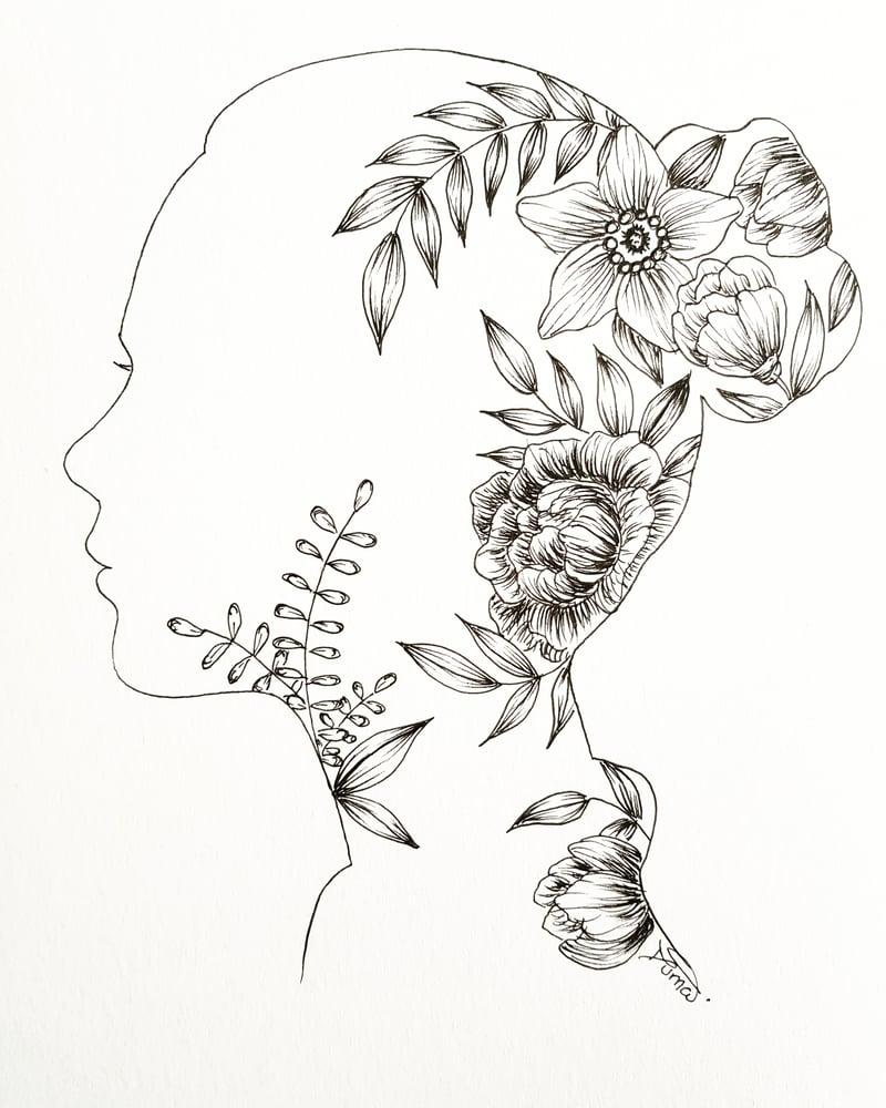"""Image of """"Inner blossom #6"""""""