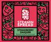 Strawberry Daiquiri Spread