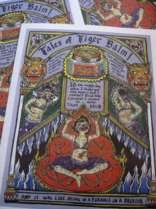 Image of Tales of Tiger Balm Comic