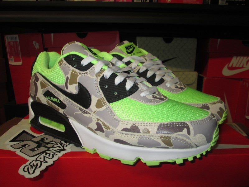 "Image of Air Max 90 QS ""Green/Duck Camo"""