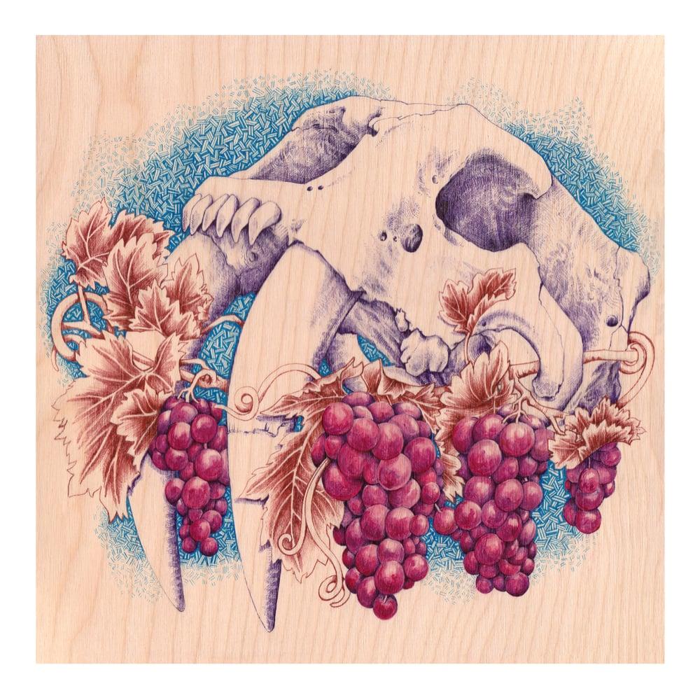 Image of I wish I had a glass of wine