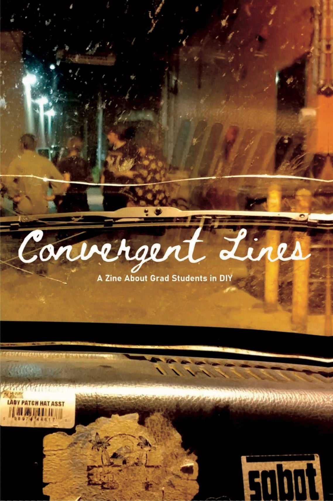 Image of convergent lines by jackson watkins