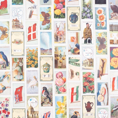 Image of Cigarette Card Variety Pack - Set of 10 or 20