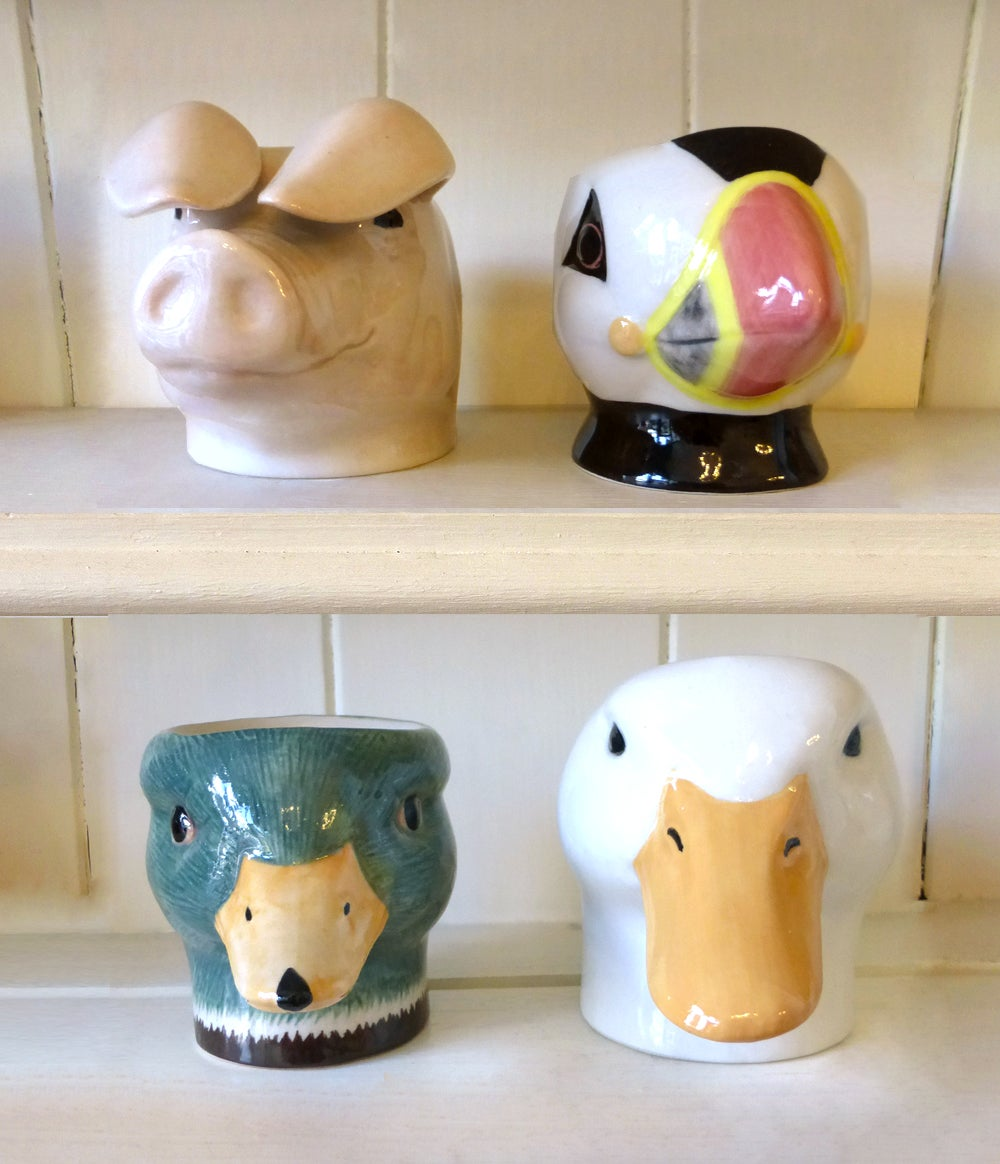 Image of Animal Egg Cup 2