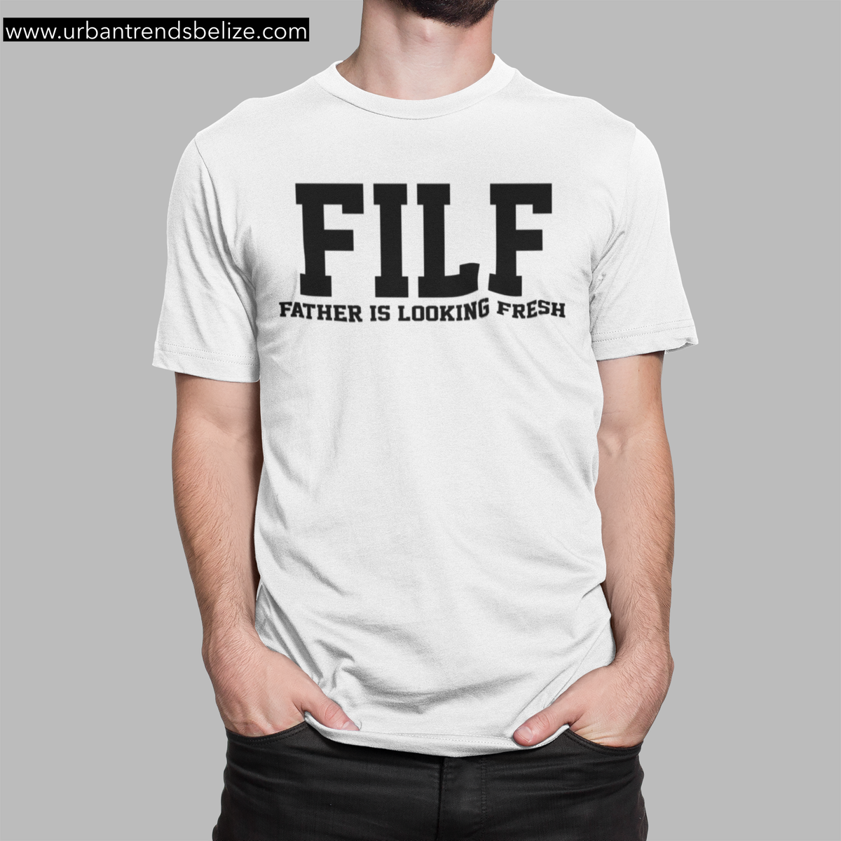 Image of FATHER'S DAY FILF - T-SHIRT (Humor)