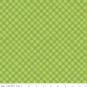 Image of Shades of Summer Green Plaid