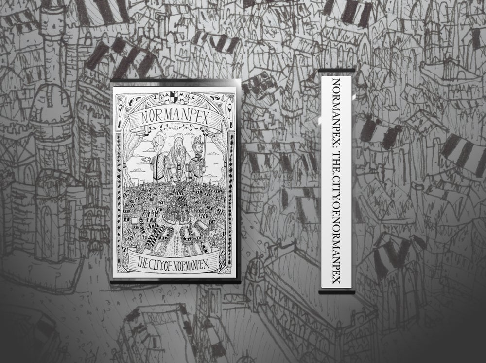 Normanpex 'The City Of Normanpex' Pro-tape PRE-ORDER