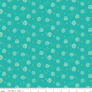 Image of Shades of Summer Teal Daisy