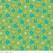 Image of Shades of Summer Green Floral