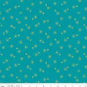 Image of Shades of Summer Teal Star Flower