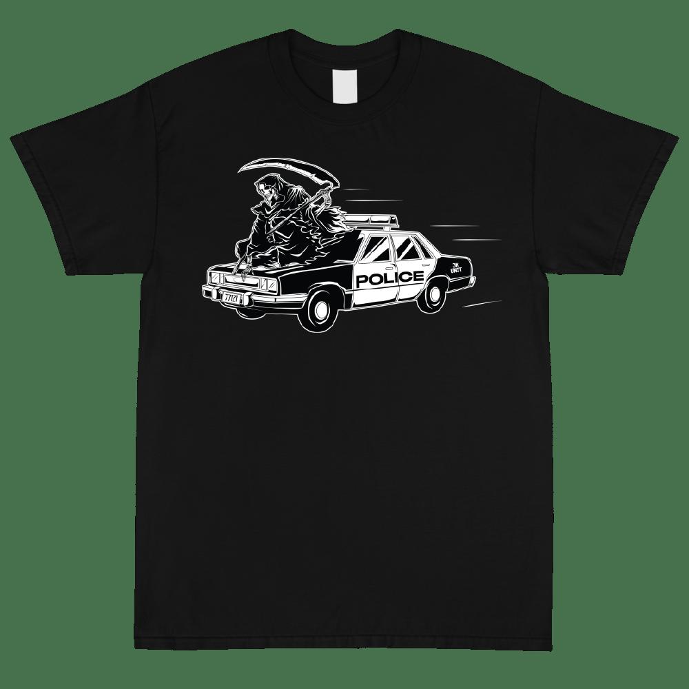 Image of Reaper T Shirt Black