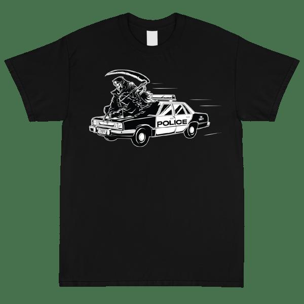Image of Reaper T Shirt Black v2