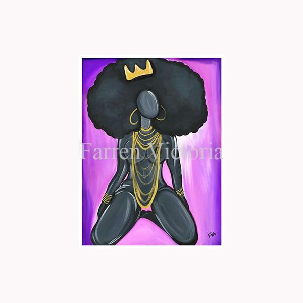 Image of Royal (print)