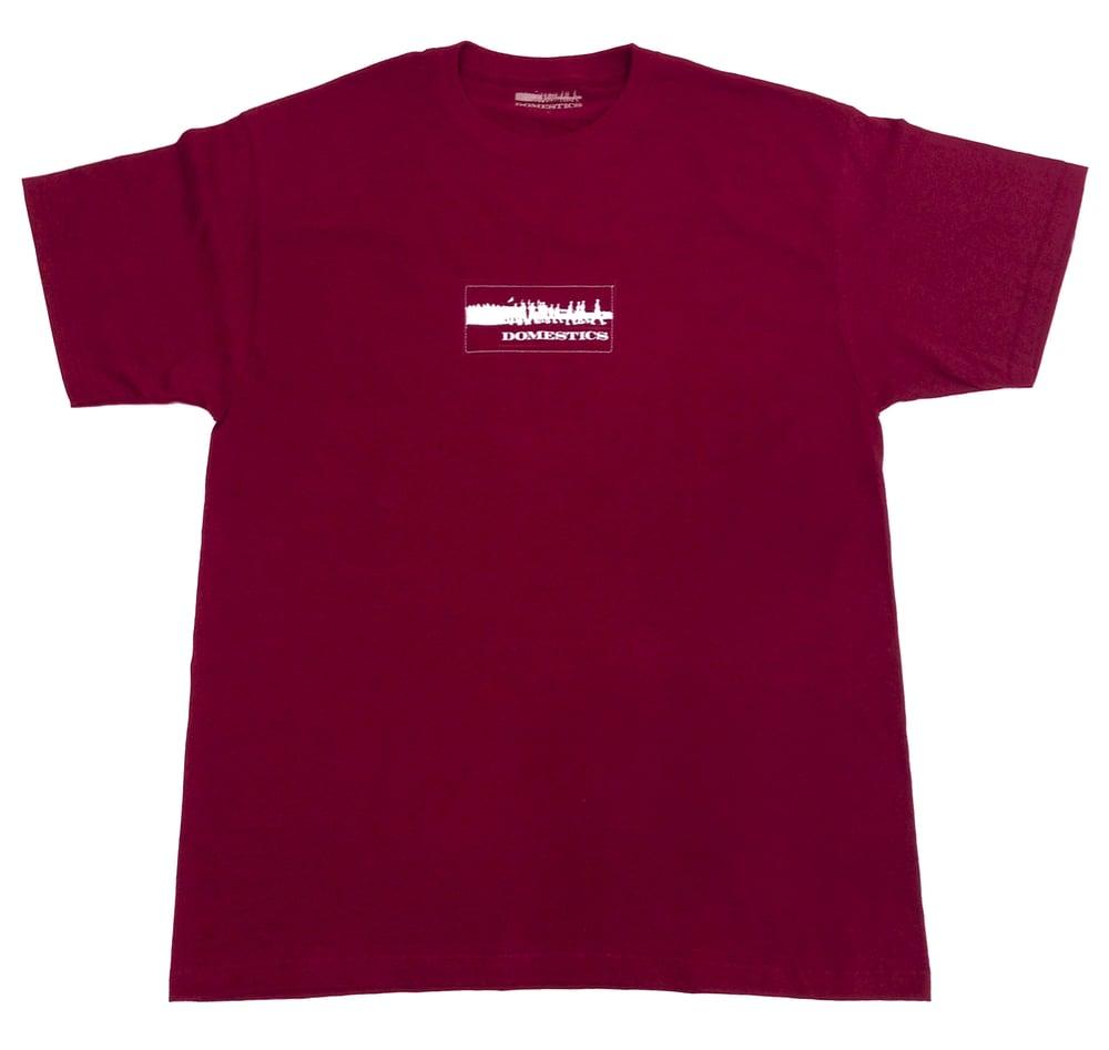 Image of DOMEstics. Print Stitch T-shirt