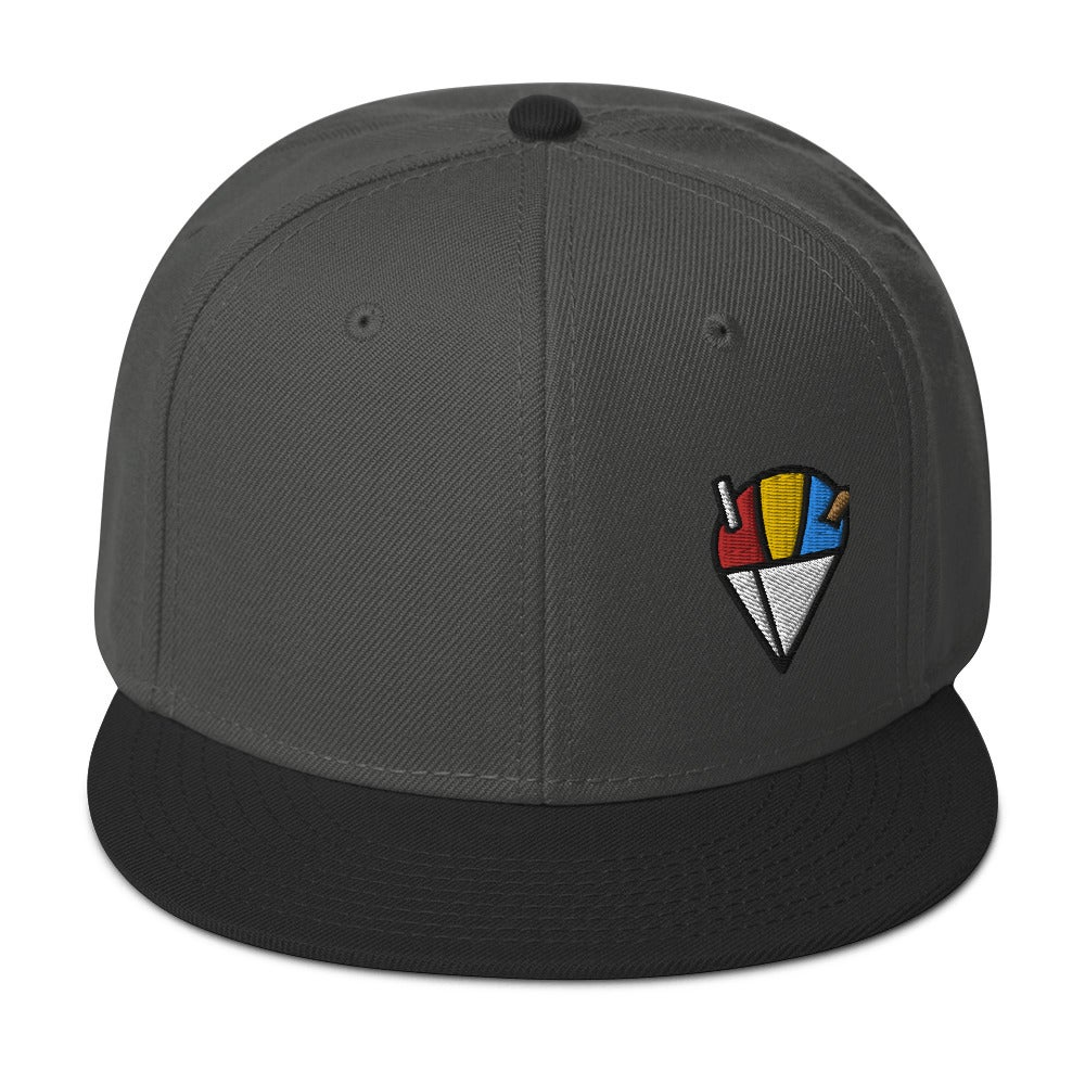 Image of Shave Ice Club Member's Snapback