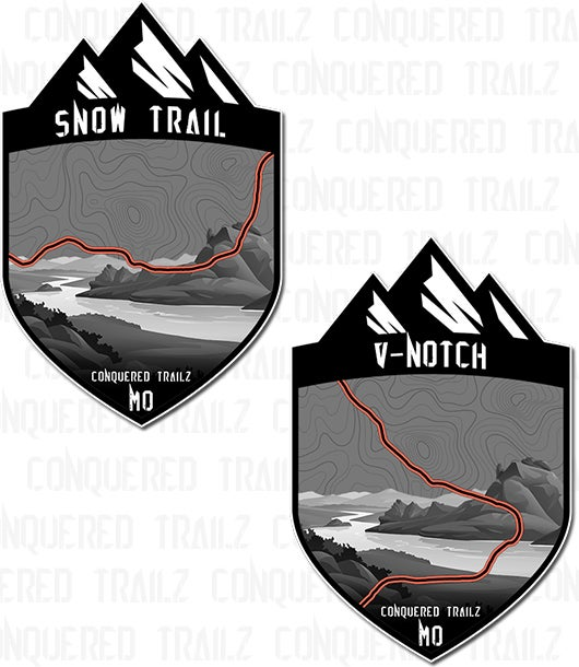 Image of Missouri Trail Badges