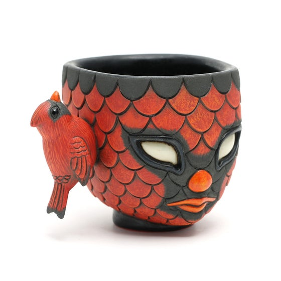 Image of Blend In Cardinal cup