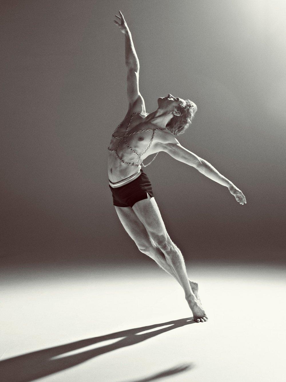 Image of Steven McRae II - Principal Dancer of The Royal Ballet