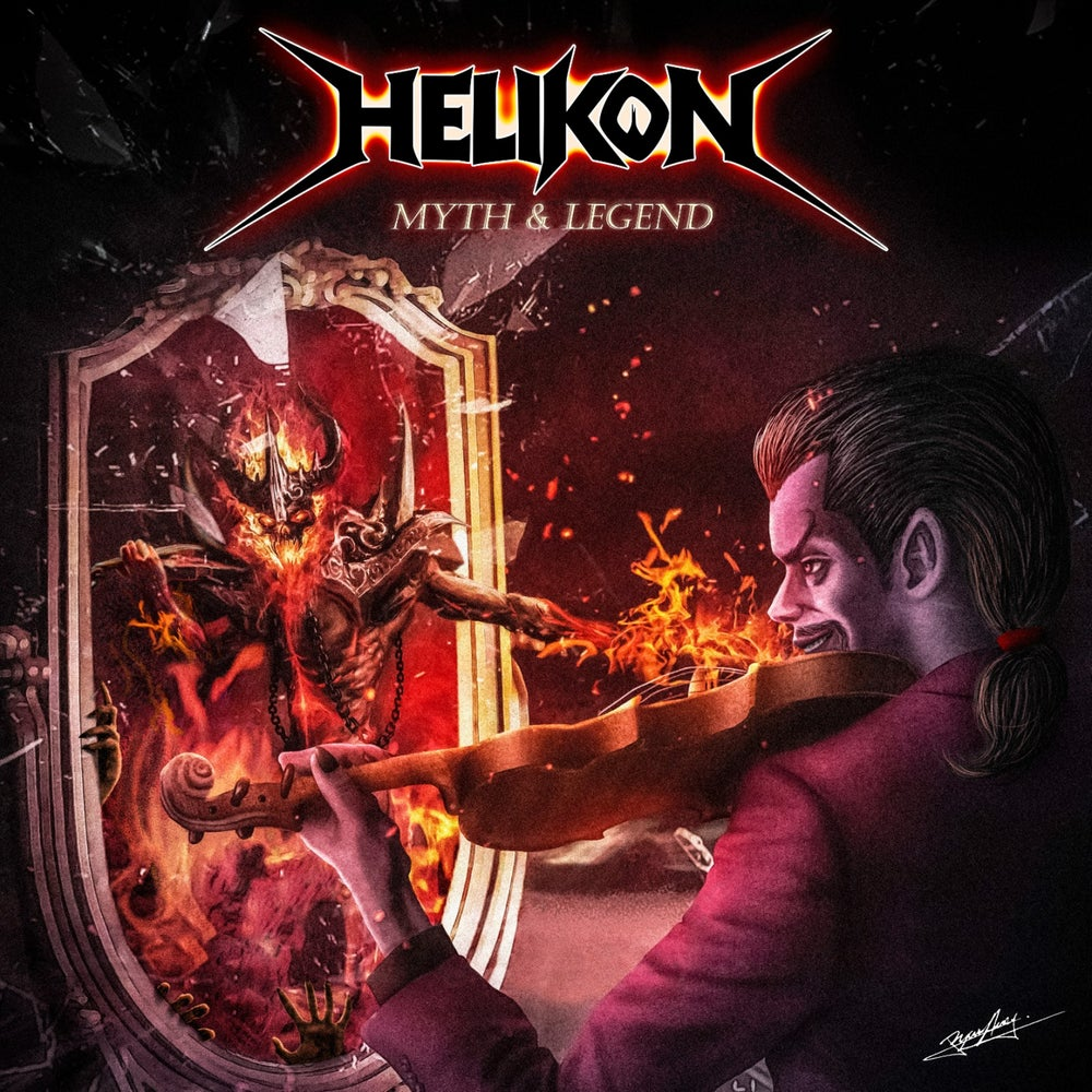 HELIKON - MYTH AND LEGEND