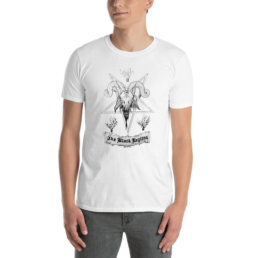 Image of Le Bouc Des Légions Version 0 Short-Sleeve Unisex T-Shirt