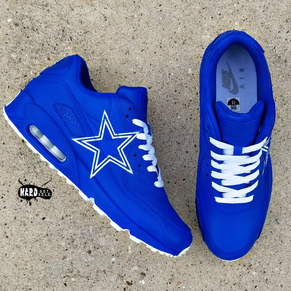 Image of Royal Blue Cowboys AM90