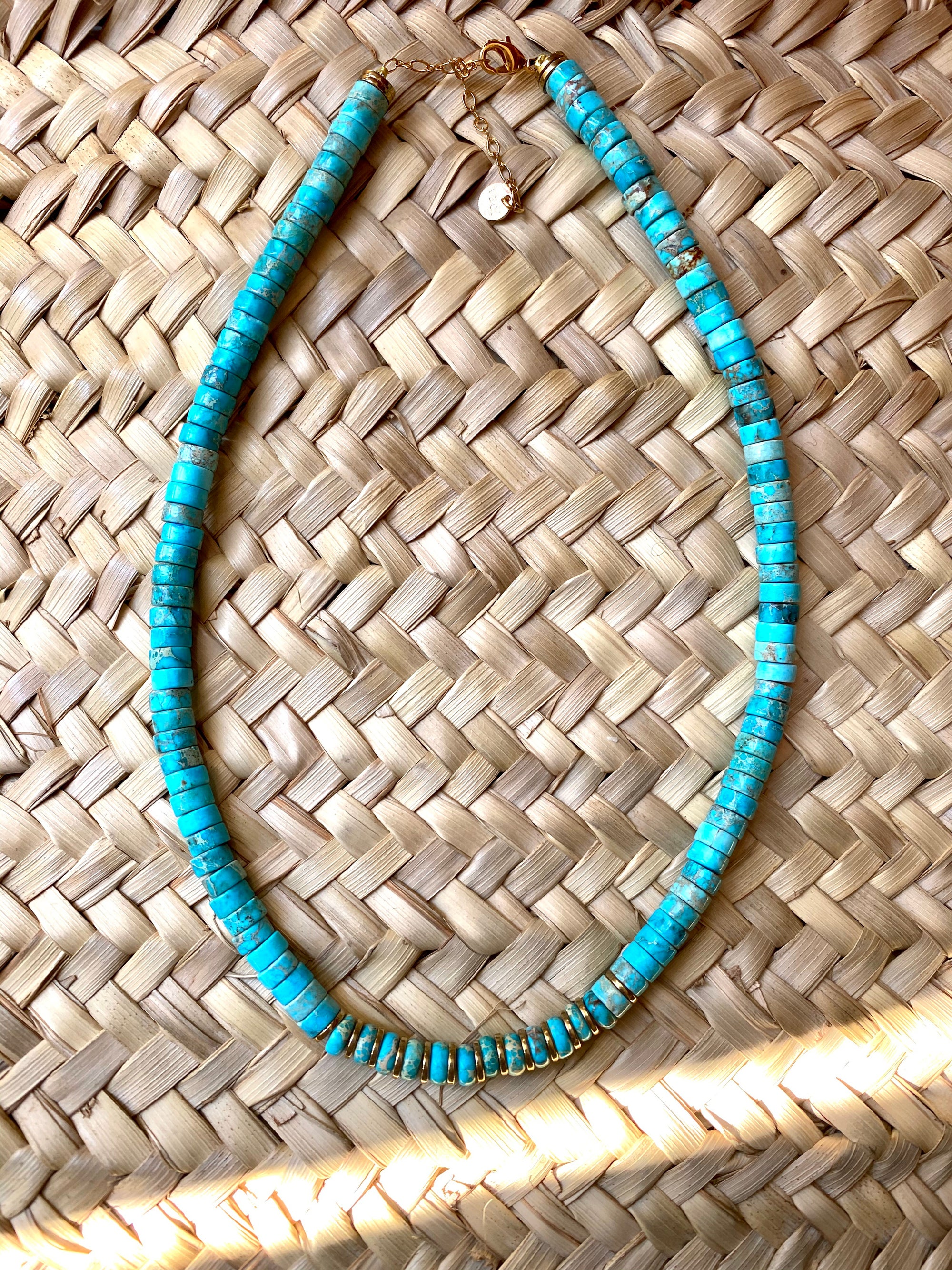 Image of WAVE necklace
