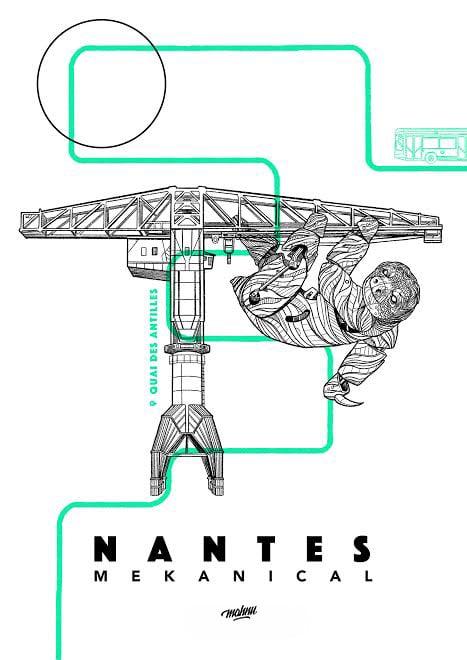 Image of NANTES MEKANICAL LAZY
