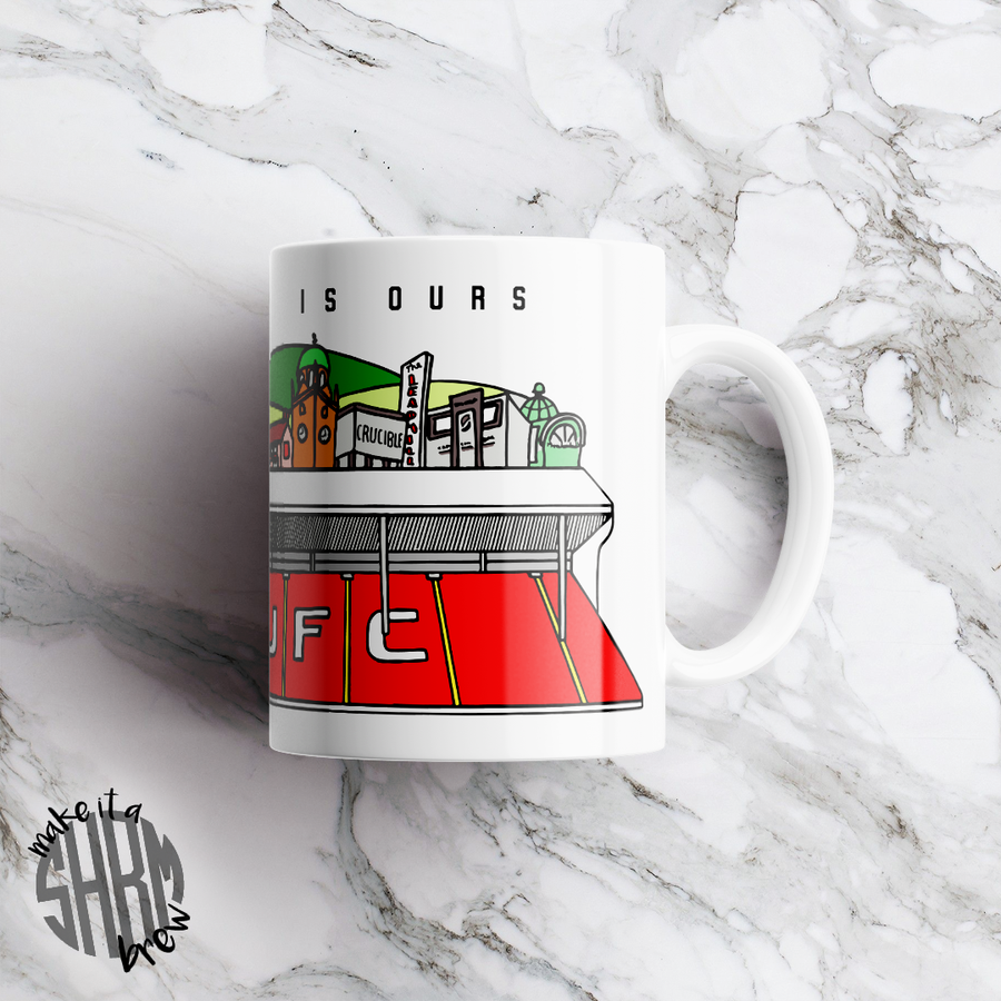 Image of The City Is Ours Mug
