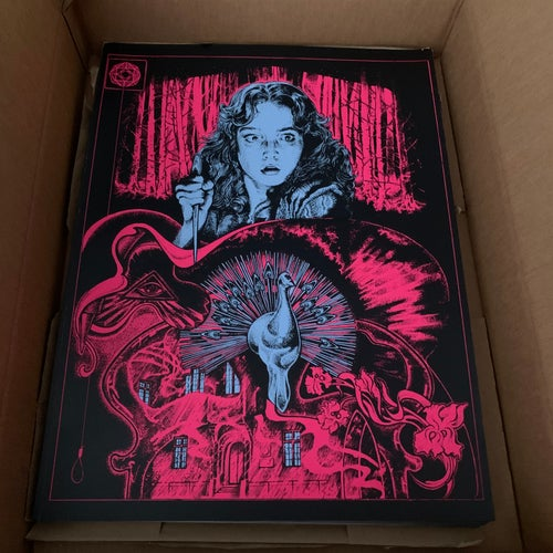 Image of Sighs From The Depths (Print Design) by Chris Hitchman