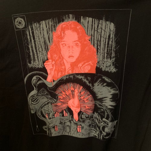 Image of Sighs From The Depths (Tee Shirt) by Chris Hitchman