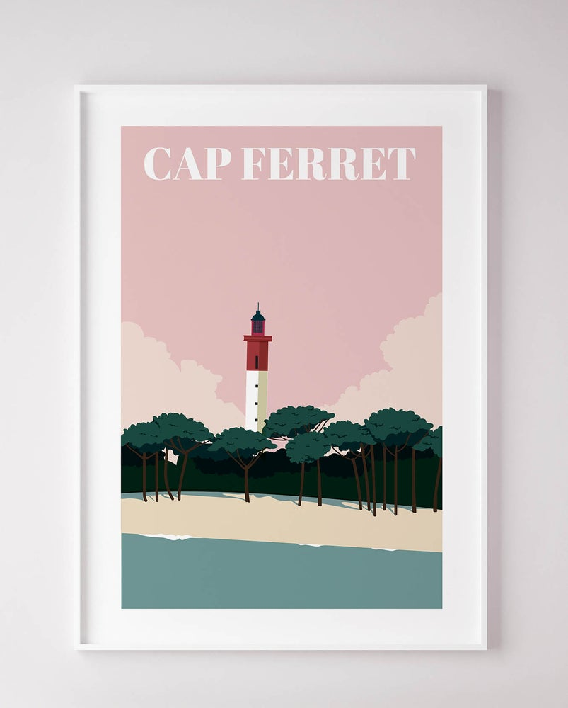 Image of Cap ferret