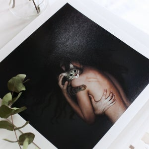Image of THE EMBRANCE - LIMITED EDITION PRINT