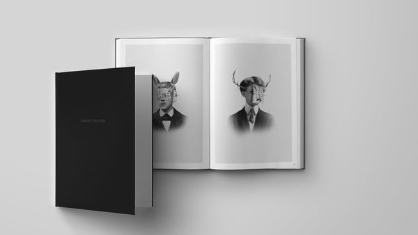 Image of Ghost Parade Book