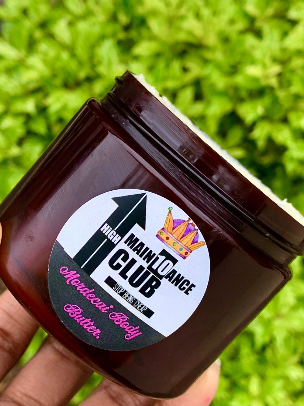 Image of Mordecai Body Butter. (For Male)
