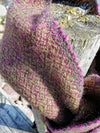Smidig halsduk i svensk ull / Handwoven scarf 100% wool