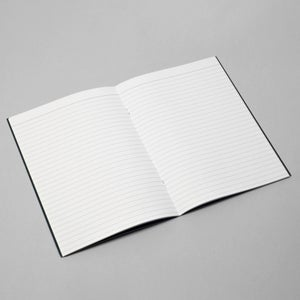 Image of Whits fur ye (lined or plain) Jotter