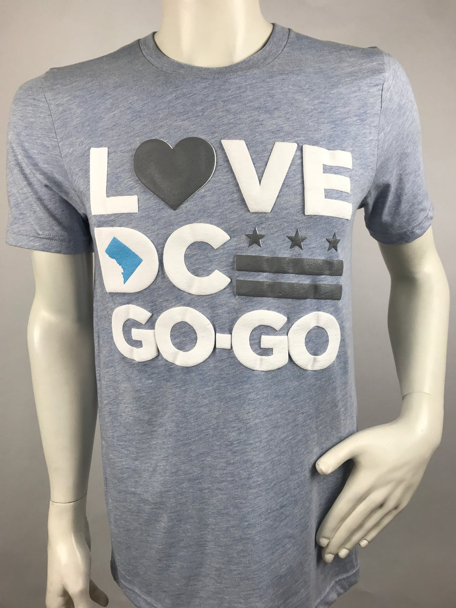 """Image of Love DC Go-Go - """"Ronnie T-shirt"""""""