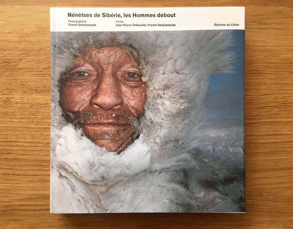Image of Nénètses de Sibérie, les Hommes debout. Photos de Franck DESPLANQUES, texte JP Thibaudat