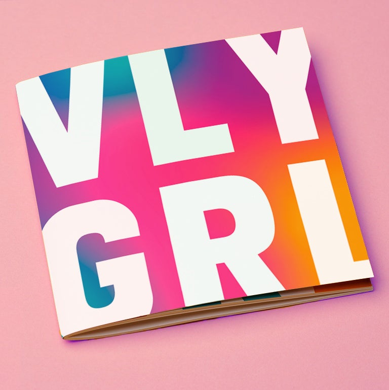 Image of VLY GRL Zine: Issue Two