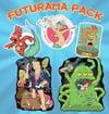 Futurama Sticker Pack