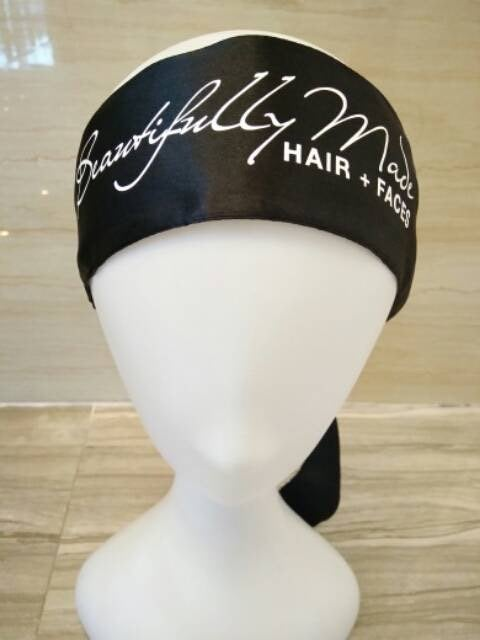 Image of Satin Headwrap