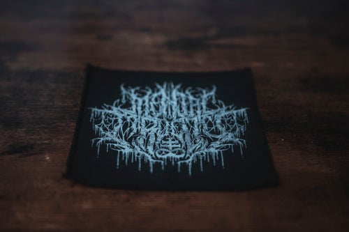 Image of MENTAL CRUELTY Logo Patch