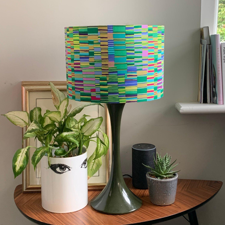 Image of Shirt Stripes Green Shade 30cm