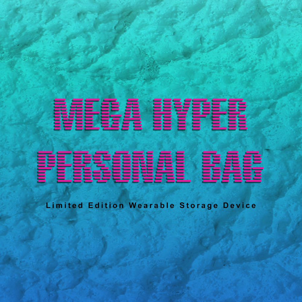 Image of Mega Hyper Personal Bag