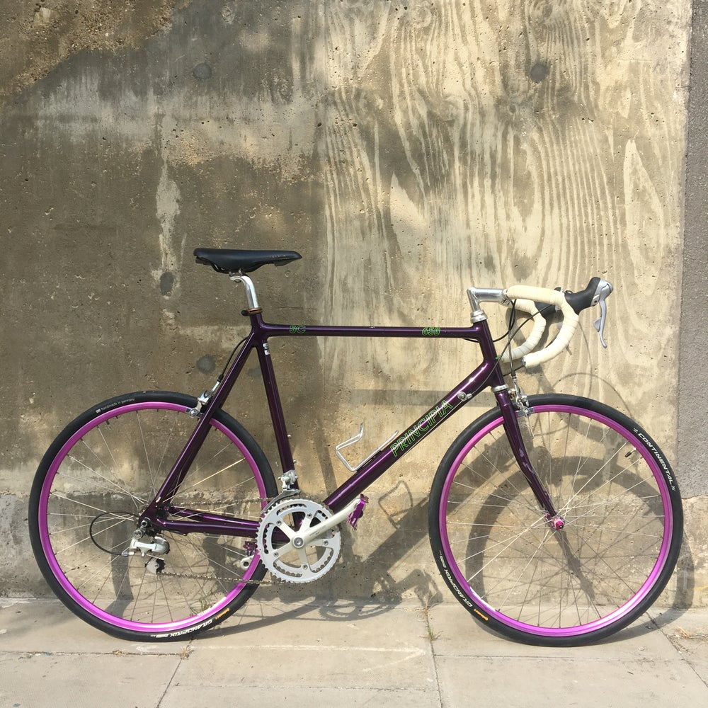 Image of Principia CS 650 Triathalon bike