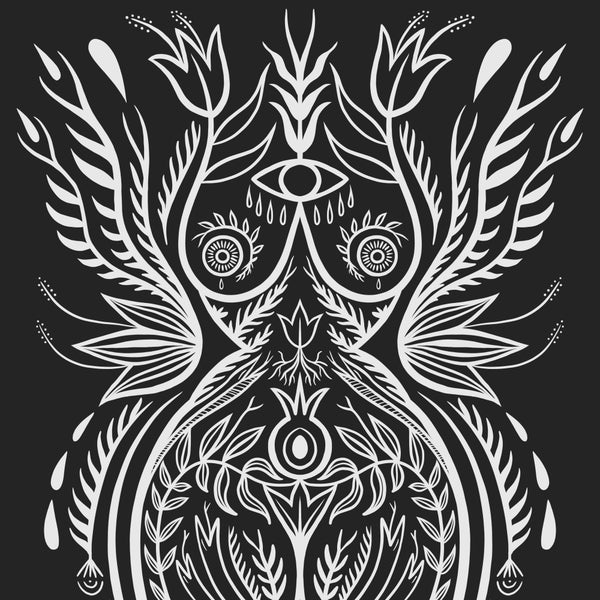 Image of T H R I V E  fine art print