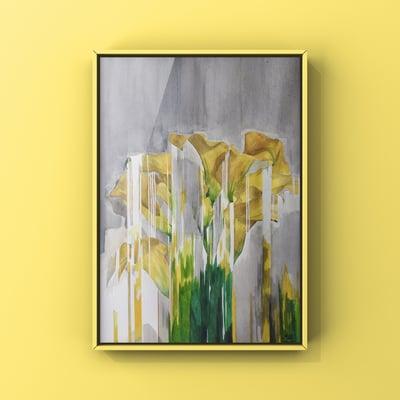 Image of Flores de carretera (Original)
