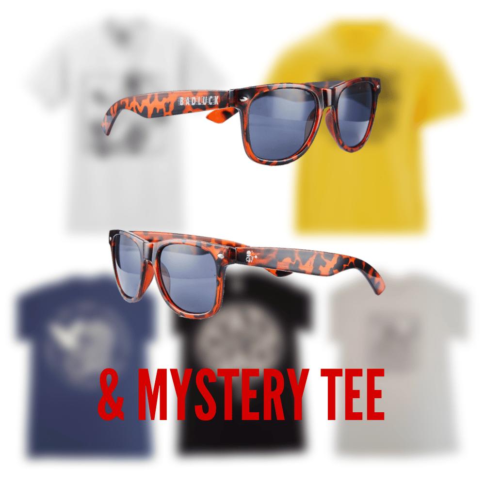 Image of Sunglasses & Mystery Tee